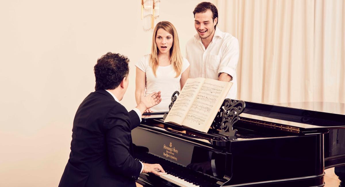Sänger und Gesang