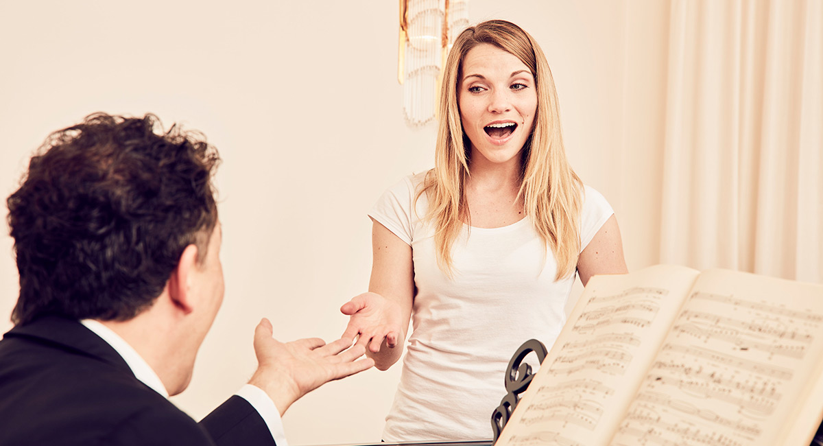 艺术嗓音的康复训练